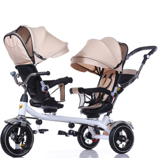 New Popular Double Baby Stroller With Umbrella For Twins
