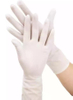 Disposable Surgical Latex White Rubber Gloves