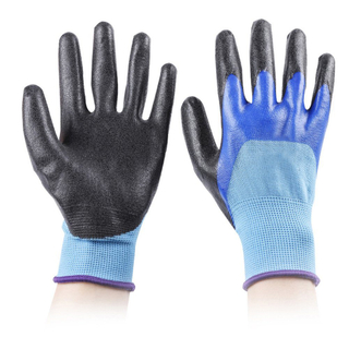 Good Quality Construction Durable Household Rubber Gloves
