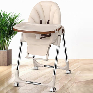 Multifunctional Adjustable Baby Blue Feeding Dining High Chair