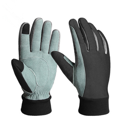 Winter Sports Premium Leather Gloves For Skiing